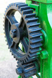 Black Gears Royalty Free Stock Images