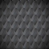 Black geometric background. Royalty Free Stock Photography