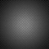 Black  geometric texture consisting of circles, illustration.  Royalty Free Stock Photos