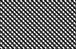 Black gingham pattern for plaid,background,tablecloths and textile articles,vector illustration. Black gingham pattern for plaid,background,tablecloths and royalty free illustration