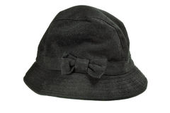 Black Girl's Hat Stock Images