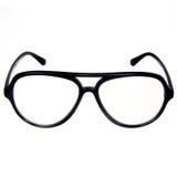 Black glasses Stock Image