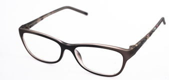 Black glasses Royalty Free Stock Images
