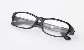 black glasses Stock Photos