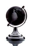 Black globe Stock Images