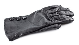 Black Glove Royalty Free Stock Photography