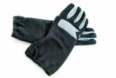 Black gloves Stock Photos