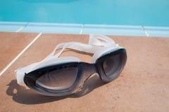 Black Goggles Glasses Royalty Free Stock Photo