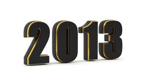 2013 Year Royalty Free Stock Photos
