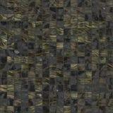 Black golden plain tiles. Black golden plain ceramic tiles, tiles seamless as a pattern Stock Images