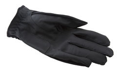 Black golf glove Royalty Free Stock Photo
