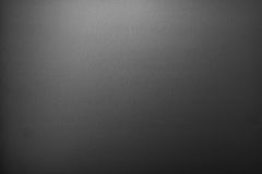 Black gradient with border spotlight  background Stock Images
