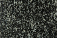 Black granite background Royalty Free Stock Images