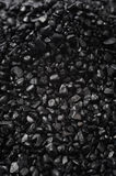 Black granular texture Royalty Free Stock Photos