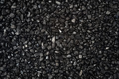 Black granular texture Royalty Free Stock Image