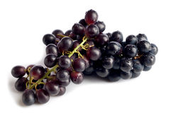 Black grape Stock Image