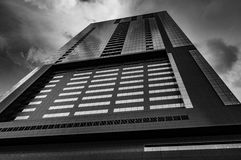Black and Gray Building Stock Images