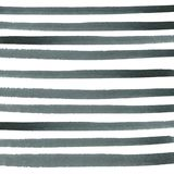 Black and gray horizontal stripes. watercolor vector illustration