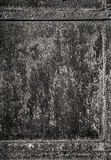 Black gray old rusty  metal texture Royalty Free Stock Image