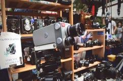 Black and Gray Sony Video Camera Stock Photos