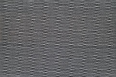 Black and gray weave  pattern of plastic Stock Photography