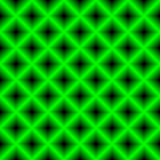 Black and green chessboard,. Abstract geometric background Royalty Free Stock Images