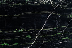 Black and green marble texture Stock Photos