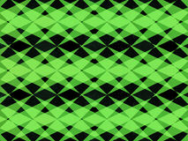 Black and green patterned background Royalty Free Stock Image