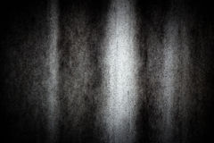 Black and Grey Background Texture with Grain Stock Image