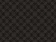 Black and grey seamless wallpaper pattern Stock Image