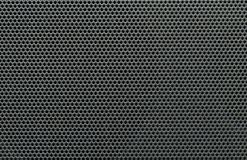 Black and Grey Speaker Mesh Royalty Free Stock Photography