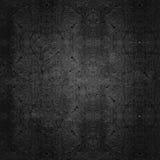 Black or grey vintage paper cardboard texture. Royalty Free Stock Photos