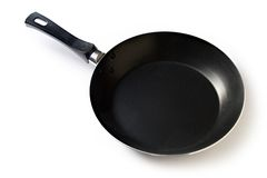 Black griddle Stock Photo