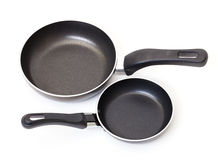 Black griddle Royalty Free Stock Photo