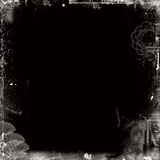 Black grunge background Royalty Free Stock Photography