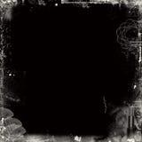 Black grunge background Royalty Free Stock Photography