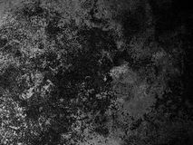 Black grunge background Stock Photography
