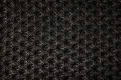 Black grunge fabric texture background. High resolution texture ideal for backgrounds stock images
