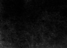 Black grunge paper texture for background Stock Photography