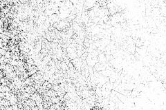 Black grunge texture background. Abstract grunge texture on dist. Ress wall in dark. Distress grunge texture background with space. Distress floor black dirty Royalty Free Stock Photography