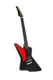 Black guitar Royalty Free Stock Photos