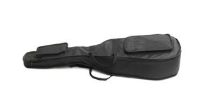 Black Guitar Bag Royalty Free Stock Photography