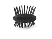 Black Hairbrush Royalty Free Stock Photos
