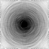 Black halftone circle pattern Royalty Free Stock Images