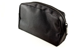 Black hand bag Royalty Free Stock Image