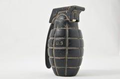 Black Hand Grenade Stock Photos