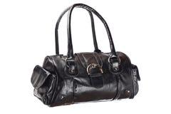 Black handbag Royalty Free Stock Photo
