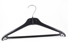 Black hanger Stock Images