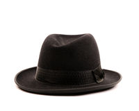 Black hat Royalty Free Stock Photography