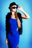 Black hat Royalty Free Stock Image